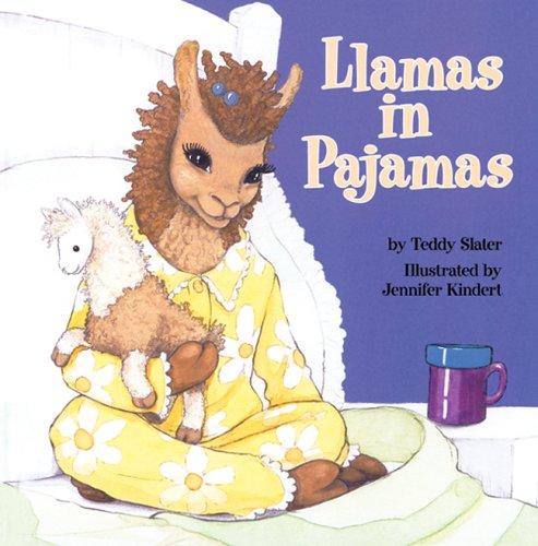 Llamas in Pajamas: Slater, Teddy