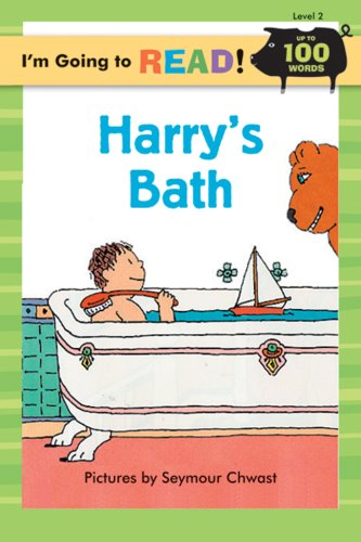 9781402720772: I'm Going to Read (Level 2): Harry's Bath (I'm Going to Read Series)
