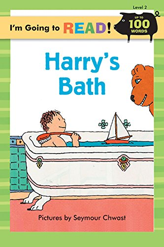 9781402721007: I'm Going to Read® (Level 2): Harry's Bath (I'm Going to Read® Series)