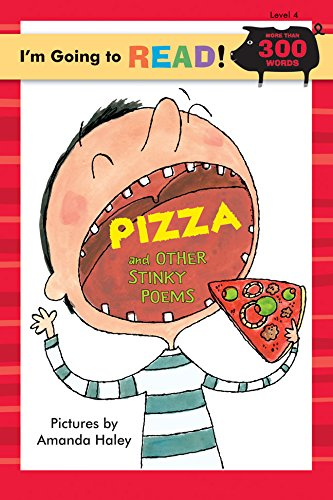 I'm Going to Read® (Level 4): Pizza: Amanda Haley