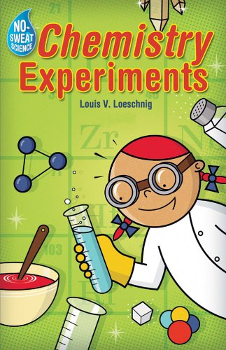 9781402721595: No-Sweat Science®: Chemistry Experiments
