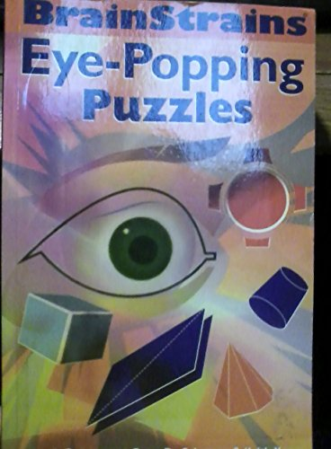 9781402721953: BrainStrains Eye-Popping Puzzles