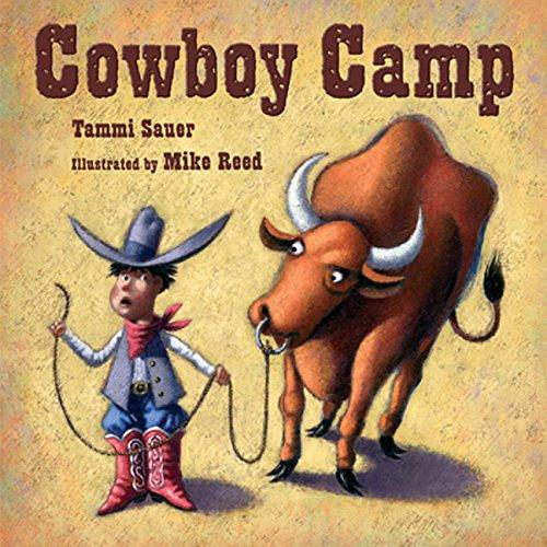 9781402722240: Cowboy Camp