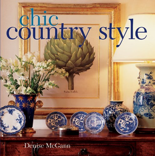 9781402722288: Chic Country Style
