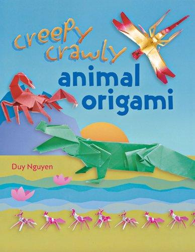 9781402722295: Creepy Crawly Animal Origami
