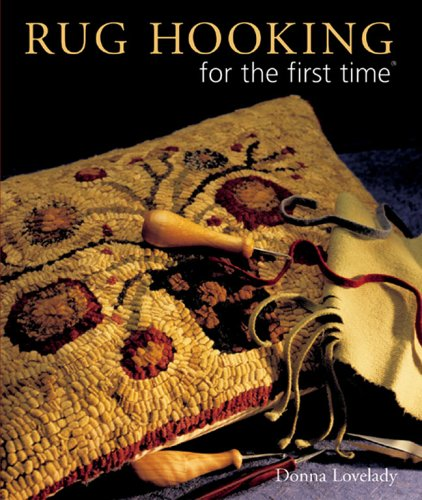 9781402722370: Rug Hooking for the first time