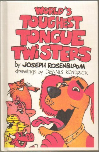 9781402722486: World's Toughest Tongue Twisters