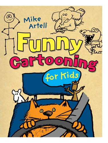 9781402722608: Funny Cartooning for Kids