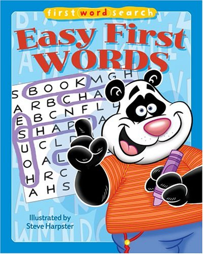 9781402722981: First Word Search: Easy First Words