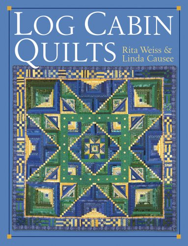 9781402723124: Log Cabin Quilts