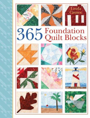9781402723155: 365 Foundation Quilt Blocks