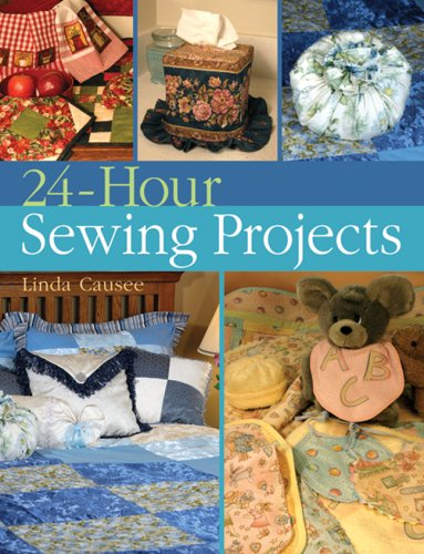 9781402723162: 24-Hour Sewing Projects