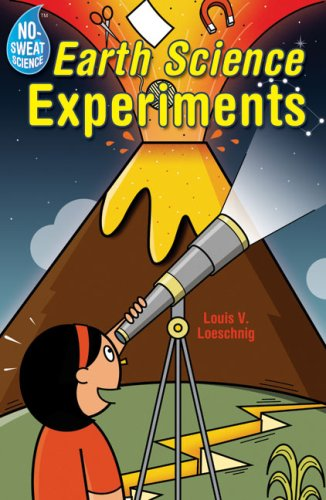 9781402723339: No-Sweat Science®: Earth Science Experiments