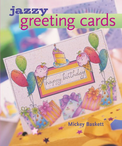 9781402724404: Jazzy Greeting Cards