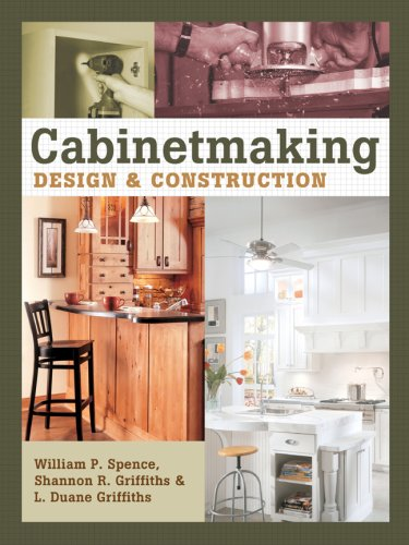 9781402724589: Cabinetmaking: Design and Construction