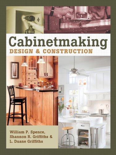 9781402724589: Cabinetmaking: Design & Construction