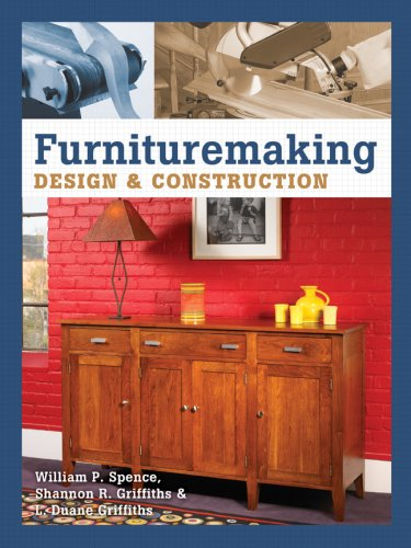 9781402724596: Furnituremaking: Design & Construction