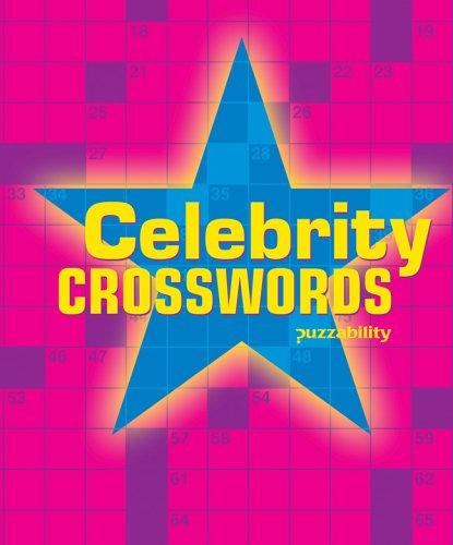 9781402724640: Celebrity Crosswords