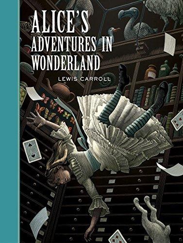 Alice's Adventures in Wonderland (Sterling Unabridged Classics): Lewis Carroll