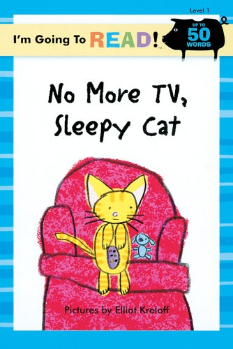 9781402725104: I'm Going to Read (Level 1): No More TV, Sleepy Cat (I'm Going to Read Series)