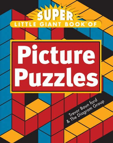 9781402725944: Super Little Giant Book® of Picture Puzzles