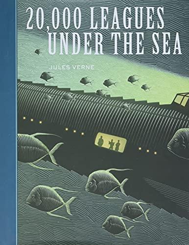 9781402725999: Classic Starts (R): 20,000 Leagues Under the Sea (Unabridged Classics)