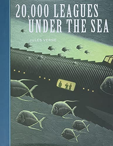 9781402725999: 20,000 Leagues Under the Sea (Unabridged Classics)