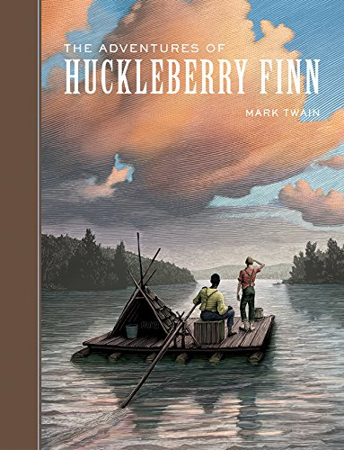THE ADVENTURES OF HUCKLEBERRY FINN : (Sterling: Twain, Mark; (Samuel