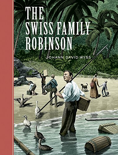 9781402726026: The Swiss Family Robinson (Sterling Unabridged Classics)