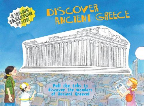9781402726255: A Magic Skeleton Book: Discover Ancient Greece (Magic Color Books)