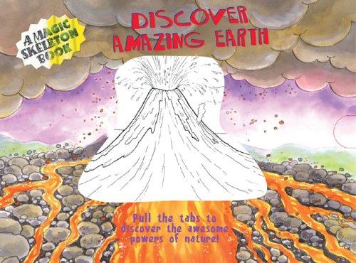 9781402726262: A Magic Skeleton Book: Discover Amazing Earth (Magic Color Books)