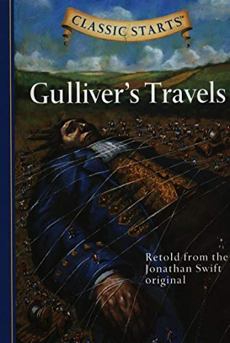 9781402726620: Classic Starts: Gulliver's Travels: Retold from the Jonathan Swift Original