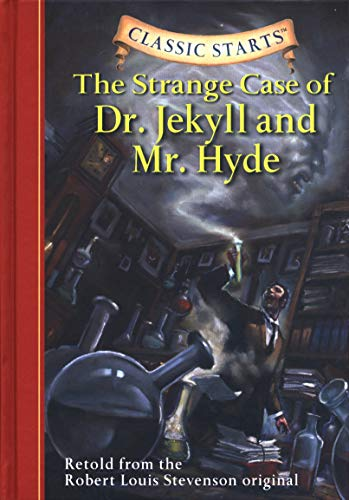9781402726675: The Strange Case of Dr. Jekyll and Mr. Hyde (Classic Starts Series)