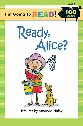 I'm Going to Read® (Level 2): Ready,: Amanda Haley