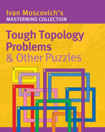 9781402727320: Tough Topology Problems & Other Puzzles (Mastermind Collection)