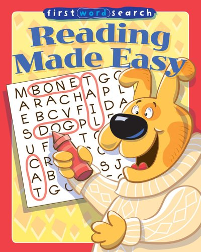 9781402727498: First Word Search: Reading Made Easy