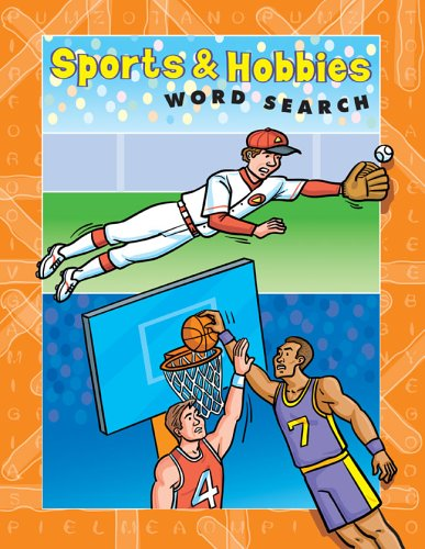 Sports & Hobbies Word Search: Quinlan, Heather