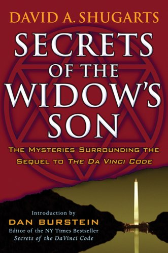 Secrets of the Widow's Son: The Mysteries: Shugarts, David A.