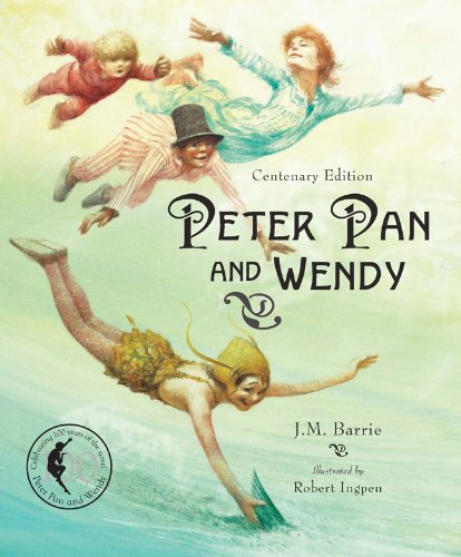 9781402728686: Peter Pan and Wendy: Centenary Edition (Sterling Illustrated Classics)