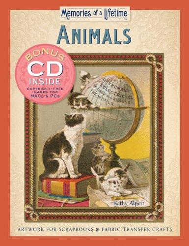 Animals (Memories of a Lifetime)Book CD