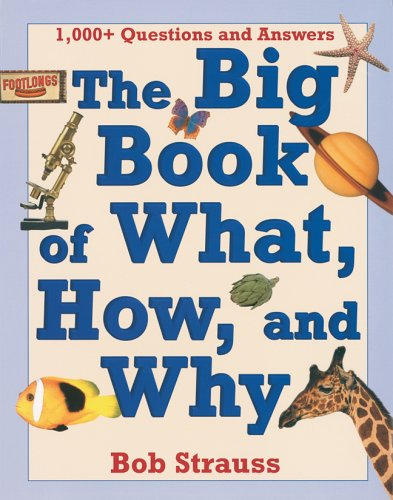 9781402729003: The Big Book of What, How, and Why