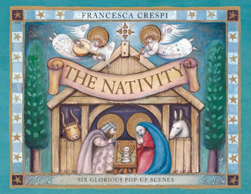 9781402729195: The Nativity: Six Glorious Pop-Up Scenes