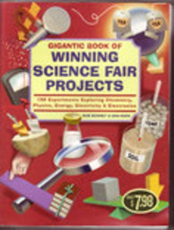 9781402729232: Gigantic Book of Winning Science Fair Projects