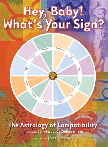 9781402729430: Hey, Baby! What's Your Sign?: The Astrology of Compatibility
