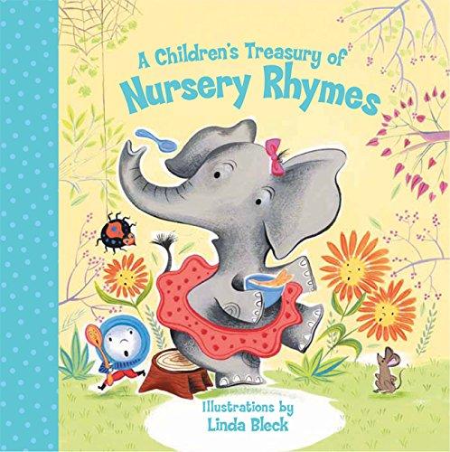 9781402729805: A Children's Treasury of Nursery Rhymes