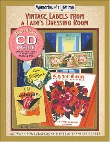 Memories of a Lifetime: Vintage Labels from: Rosin, Nancy