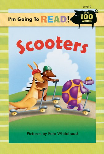 9781402730771: I'm Going to Read (Level 2): Scooters (I'm Going to Read Series)