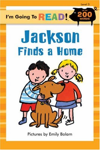 9781402730788: I'm Going to Read® (Level 3): Jackson Finds a Home (I'm Going to Read® Series)