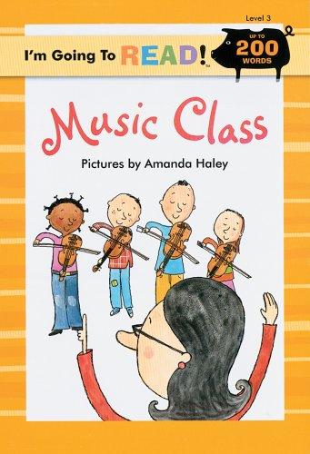 9781402730818: I'm Going to Read® (Level 3): Music Class (I'm Going to Read® Series)