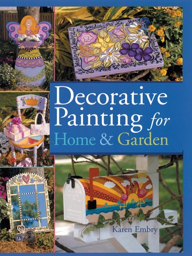 9781402731143: Decorative Painting for Home & Garden